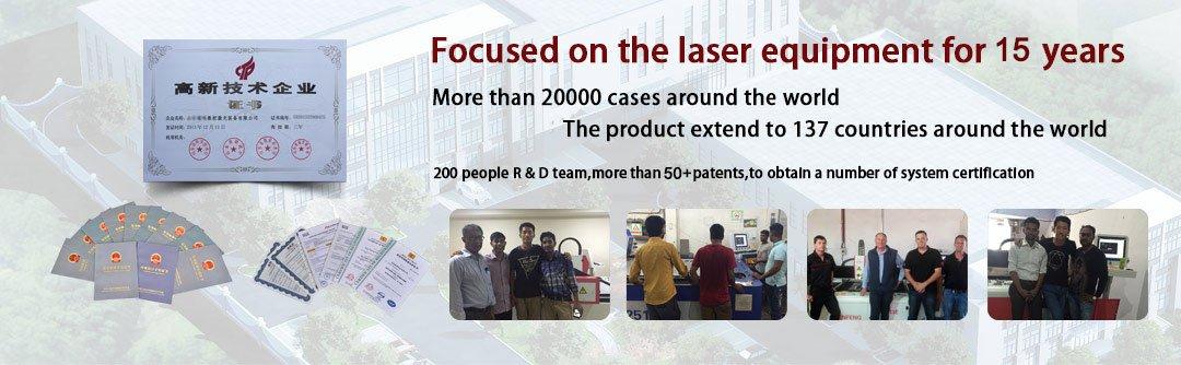 Fiber Laser Cutter Machine Builder - LEIMING LASER